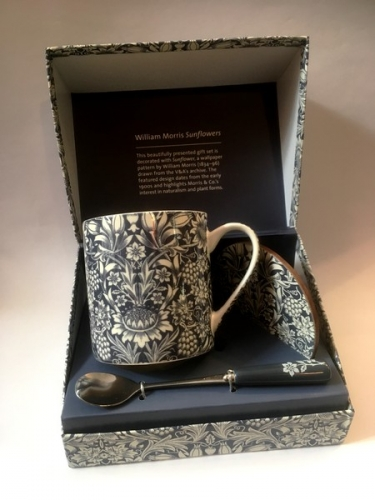 Coffret mug Sun flower V&A